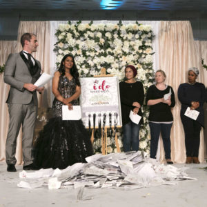 Wedding Competition Draw